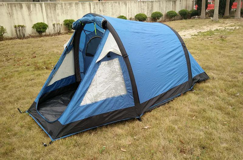 充气露营帐篷